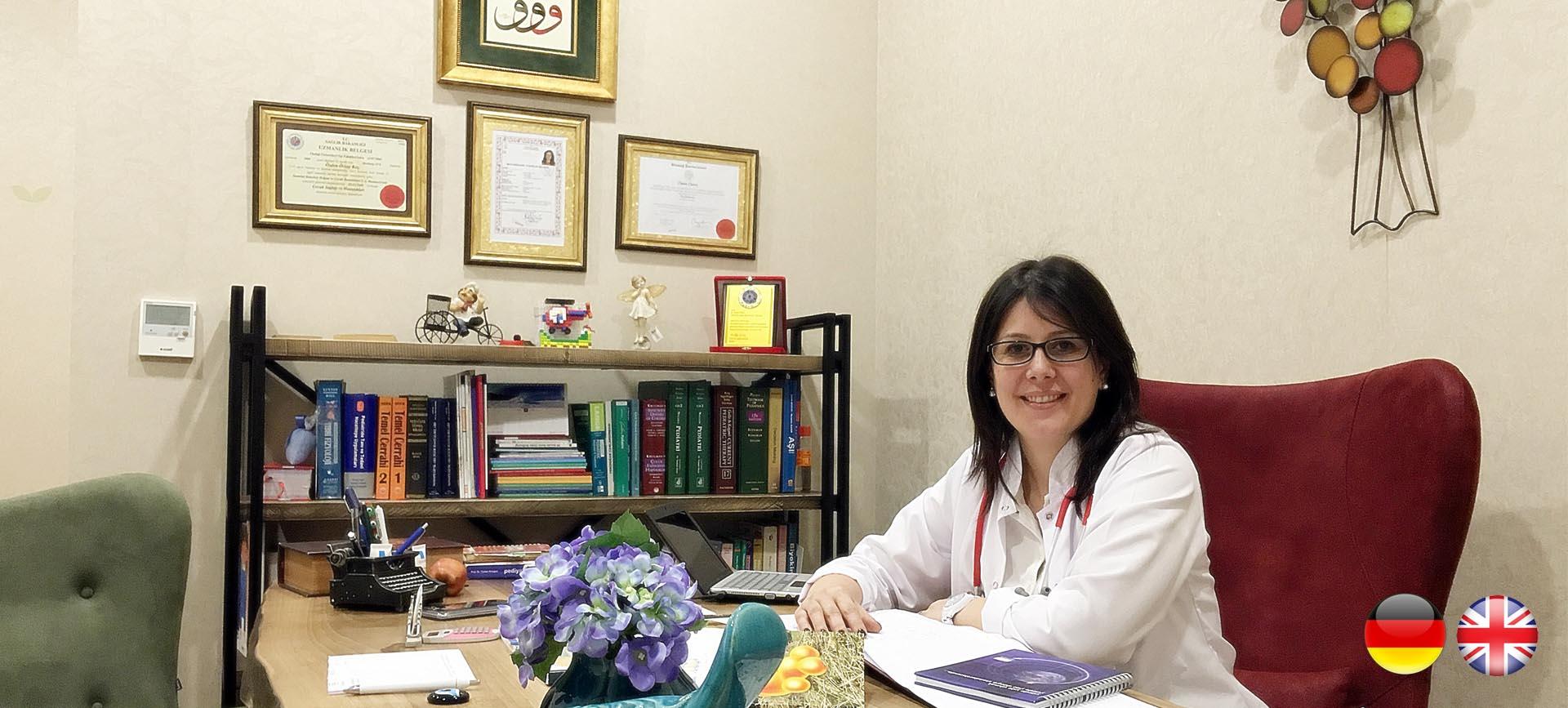 Bahçeşehir çocuk doktoru