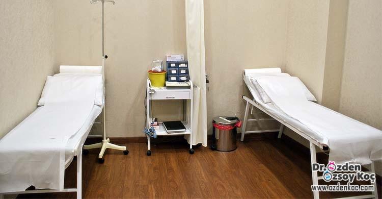 çocuk sağlık kliniği
