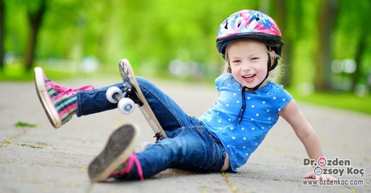 çocukluk dönemi kazaları