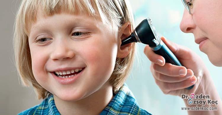 çocuklarda kulak enfeksiyonu tedavisi