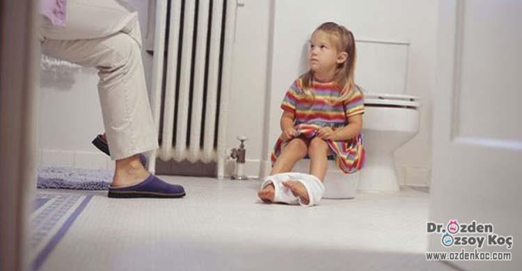 çocuklarda ve bebeklerde ishal