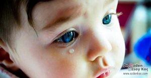 sürekli ağlayan bebek
