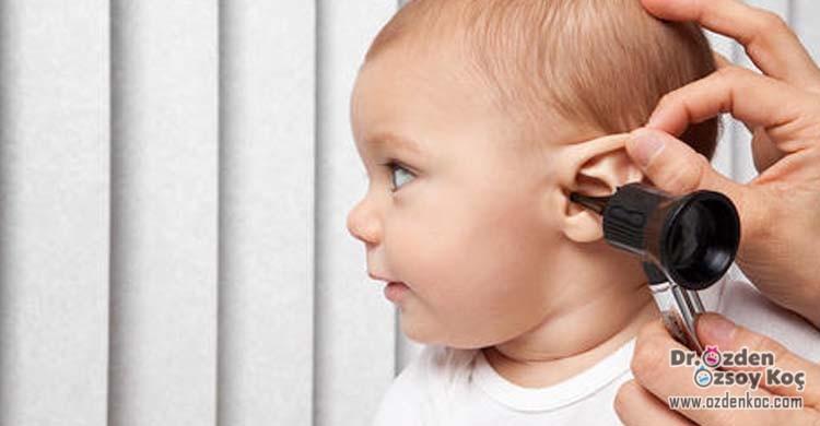 Çocuklarda Kulak Enfeksiyonu