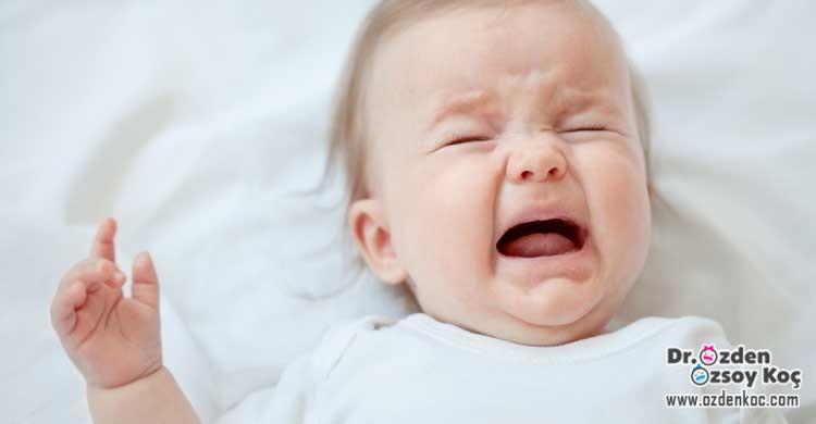 Bebegim sürekli ağlıyor