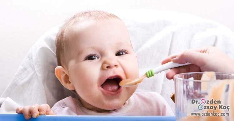bebeklerde demir eksikliği