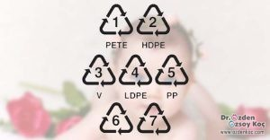 Plastik Kaplardaki Numaralar ve Anlamları