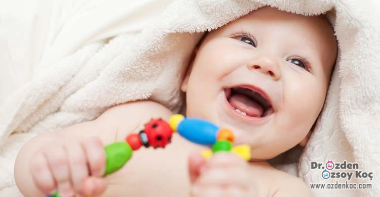 Bebeğinizin Gelişimine Siz Yön Verin !