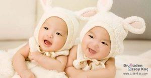 İkiz Bebeklerin Bakımı | Emzirmek | Beslenmesi