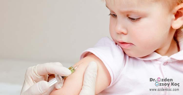 bebeklerde aşının önemi