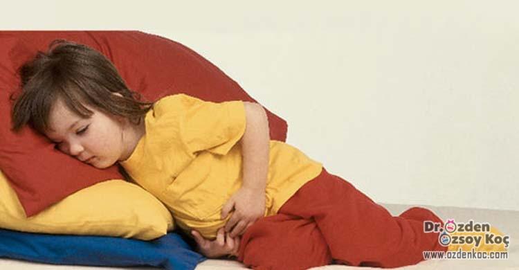 çocuklarda ve bebeklerde bağırsak parazitleri